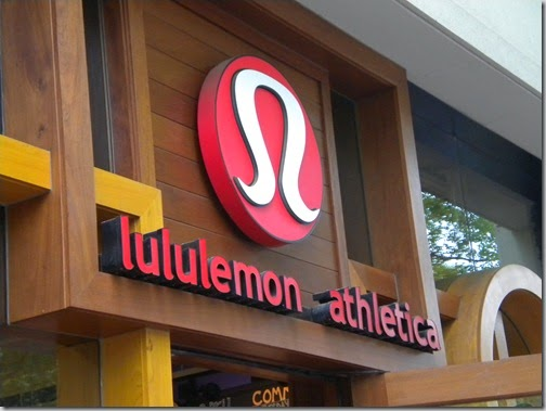 Going lulu at lululemon the daily tay for Online stores like lulus
