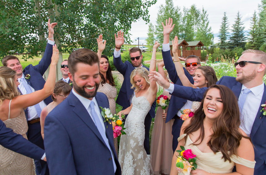 Executing A Destination Wedding With 130 Guests