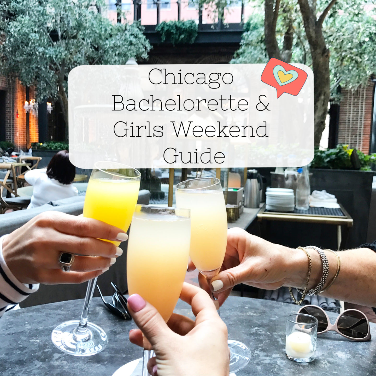 Chicago Bachelorette Girls Weekend Guide The Daily Tay